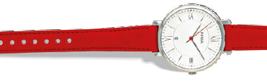 Fossil watch, $189, from All Watches.