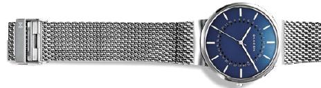 Skagen watch, $185, from Watch Station International.