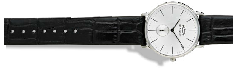 Rotary watch, $495, from Clout 9.