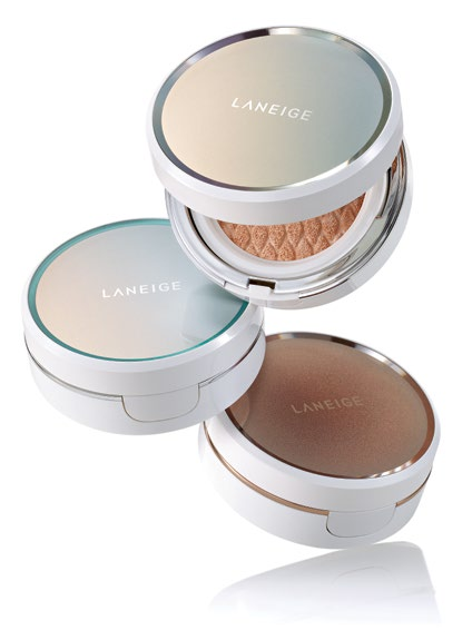 <b>CUSHY LIFE</b> LANEIGE's BB Cushions have taken top prize at our Best Beauty Buys Awards for three years running.