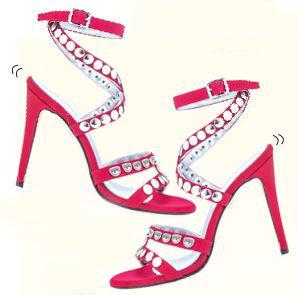 Chiara Ferragni heels from Robinsons  The Heeren