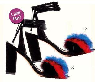 Loefflerrandall.com suede heels, $625