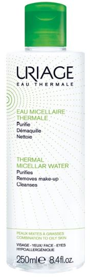 Uriage Thermal Micellar Water (Combination to Oily Skin), $26.90.