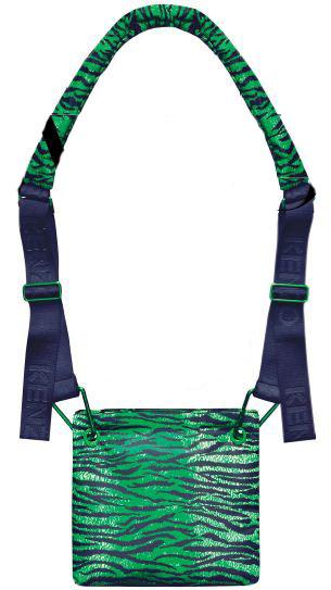 Crossbody bag, $99.90 OPPOSITE: Men's down jacket, $549; sweater, $99.90; leggings, $79.90; scarf, $59.90