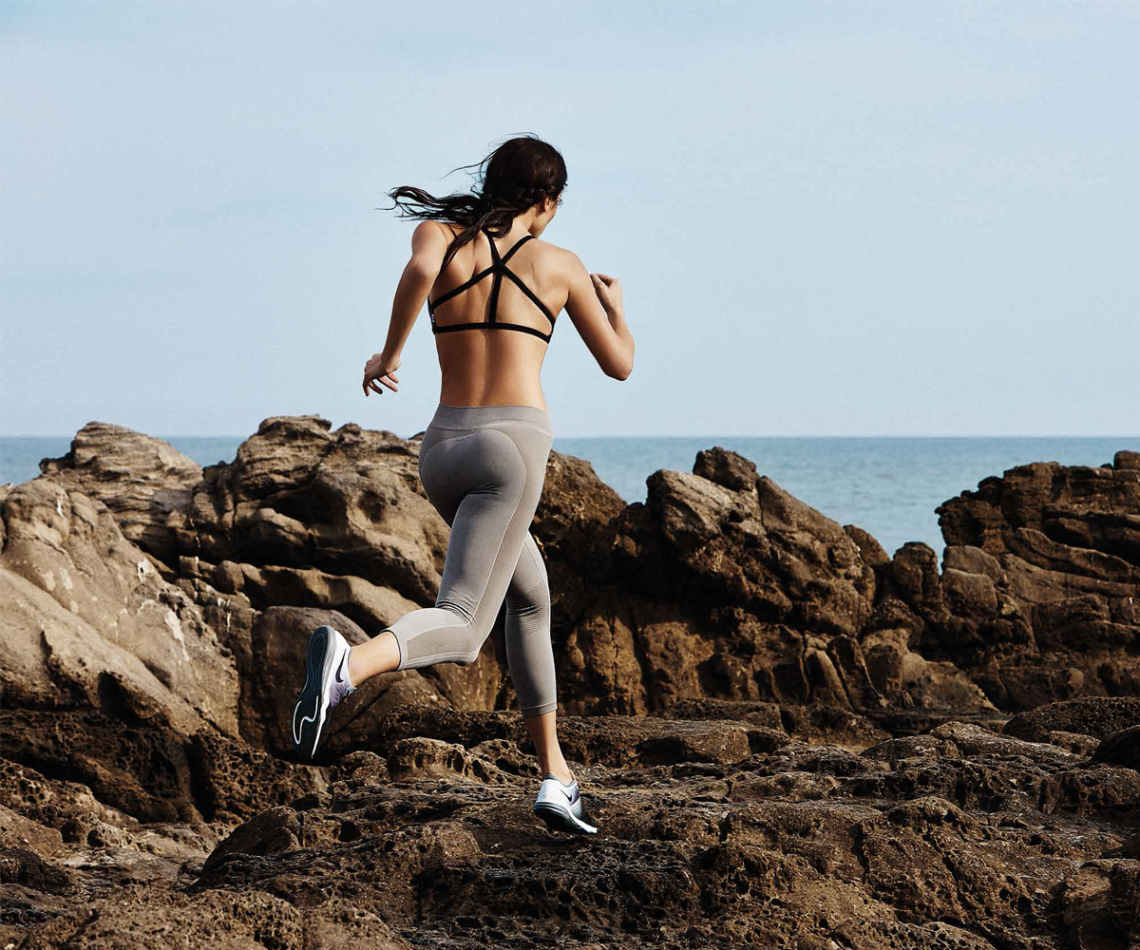 """""""Strengthening the back of your body from shoulders to calves will keep you upright and moving properly,"""" says exercise physiologist Michelle Lovitt."""
