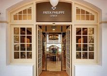 Th e Hour Glass boutiqueat Raffles Hotel Arcade