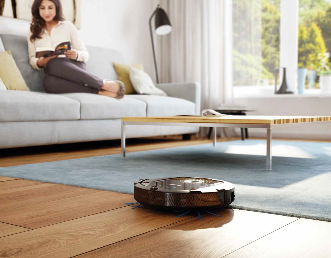 SmartPro Active Robot Vacuum Cleaner FC8820, $799 (UP: $899).