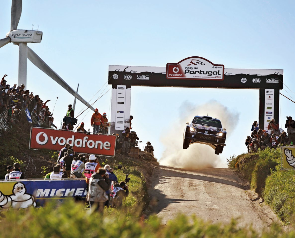 As always, Fafe was one of the best shooting/ spectating spots for the Rally de Portugal