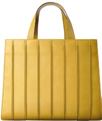 Leather, price unavailable, from Max Mara.
