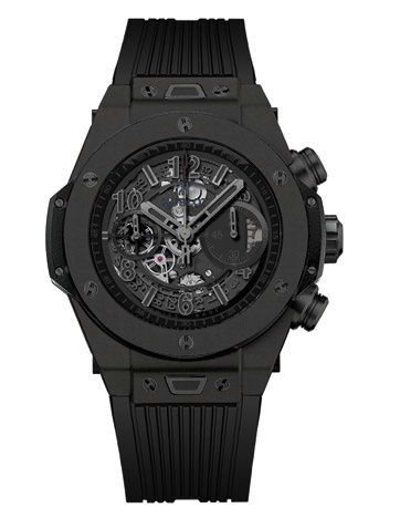 The Big Bang Unico All Black was launched in 2006.