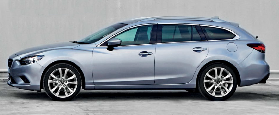 Keen drivers will find plenty to like about the 6 wagon, while the outback will impress the more practicalminded driver.