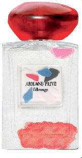 Fil Rouge Limited Couture Edition EDP, $950 for 100ml, Armani Privé