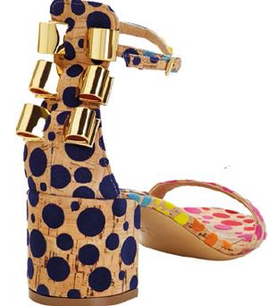 Connie cork sandals (price unavailable).