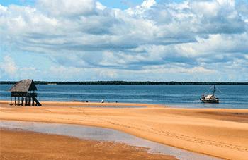 Zeller finds zen on Kenya's Lamu Island.