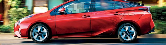 The new Prius is smoother, quieter and even more fuelefficient, but its performance remains boring