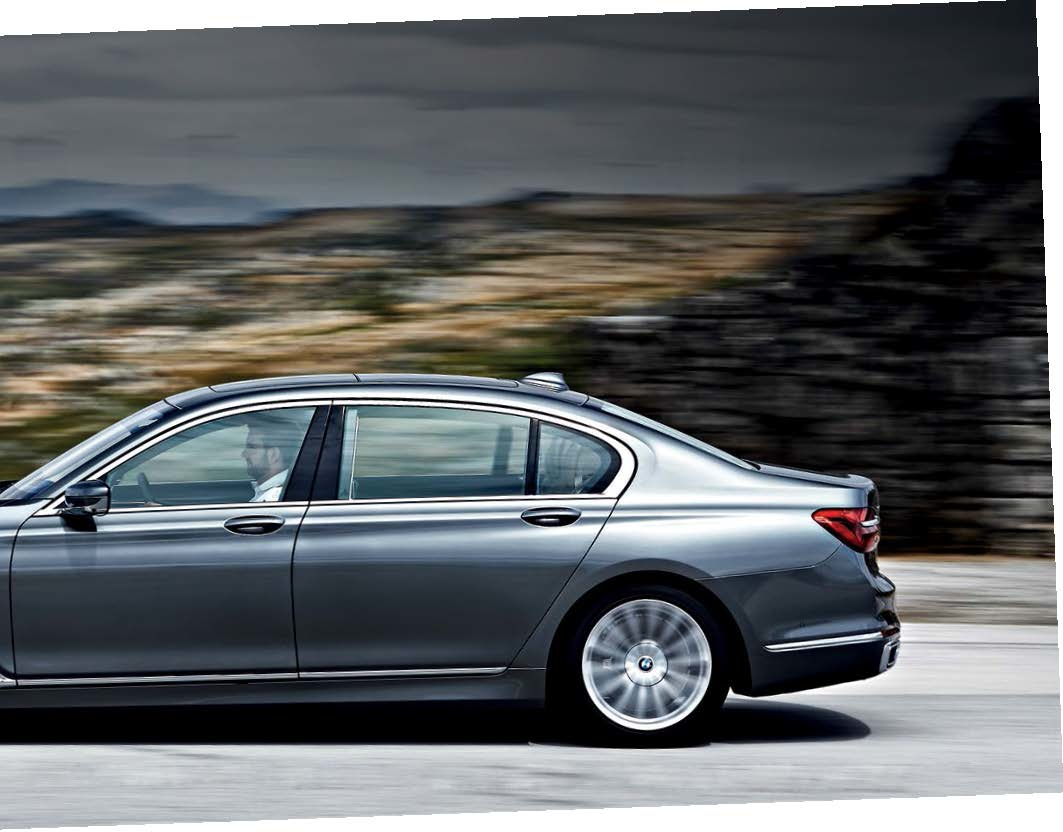 This car is supposed to pamper and, like (almost) all bmws, thrill its occupants.