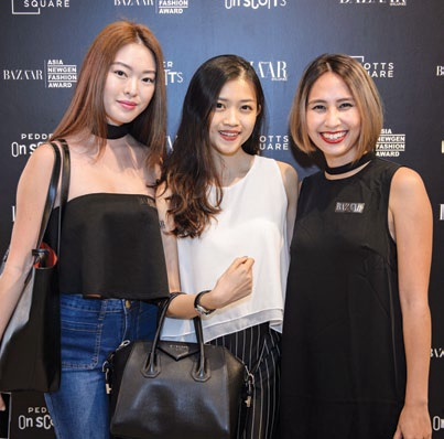 Christabel Chua and guests