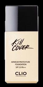 Clio Kill Cover Airwear Protexture Liquid Foundation, $29.90 (30 ml).