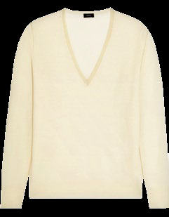 Sweater, $195, from Joseph.