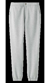 Pants, $49.90, from Uniqlo.