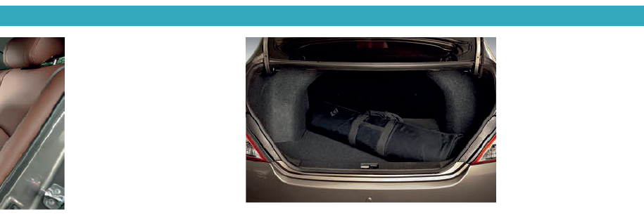BOOT: Capacity of 490 litres is suited for bulky items, as its aperture is the largest. Exterior release switch, located under the boot lid, is in the right place.