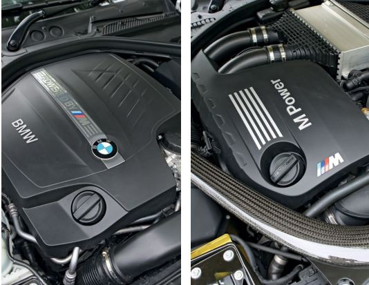 The M4's