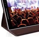 The optional Audio Cover adds literal volume to the ASUS ZenPad 8.0, improving audio playback.