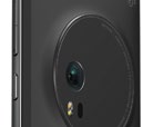 The camera bump on the ZenFone Zoom does not make the phone wobble when placed on its rear.