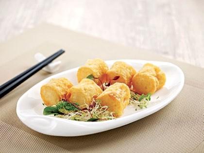 Teochew Crabmeat Roll