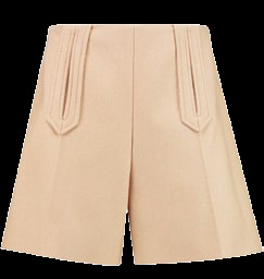 Carven shorts, $203, from Club 21.