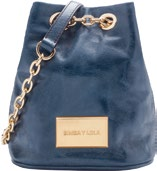 Leather, $445, from Bimba Y Lola.