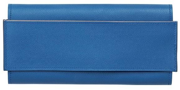 Evercolor calfskin wallet, $3,100