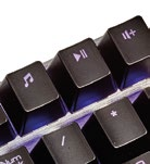 Media control keys can be found in the top right corner.