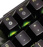 The function keys double up as media control keys.