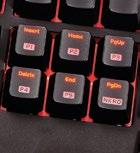 The insert row doubles up as macro keys.