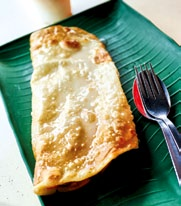 What we ate: Honey/milk paper prata and teh cino ice Cost: $4.20 Where: The Roti Prata House, 246M Upper Thomson Road