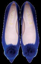 Flats, $280, from Pretty Ballerinas.