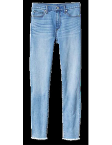 Jeans, $69.90, from Gap.