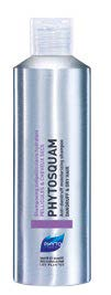 Phytosquam Anti-dandruff Moisturizing Shampoo, $68 (200 ml), reduces dandruff and boosts hair shine with black pepper, Guyana wood and sophora japonica.