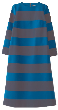 Viscose dress (price unavailable) from Marimekko.
