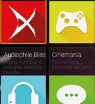 These four profiles really make a significant change to the audio.