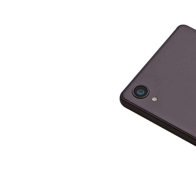 The Xperia X has a 23-megapixel, 1/2.3-inch sensor with predictive hybrid AutoFocus that delivers quick focusing under 0.6 seconds.
