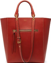 Maple leather, price unavailable, from Mulberry.