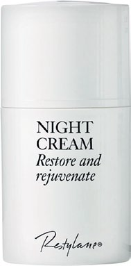Night Cream, $80 for 50ml, Restylane