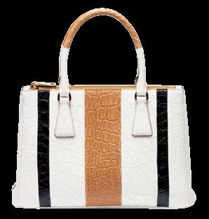Bag from Prada.