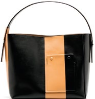 Leather, price unavailable, from Sportmax.