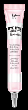 IT Cosmetics Bye Bye Under Eye Illumination Full Coverage Anti-Aging Waterproof Concealer, $42 (8 ml).