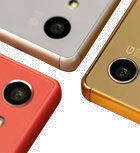 Along with the 5s' original Silver, Space Gray and Gold colors, the SE is also available in Rose Gold.