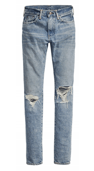 In three washes including the Joey ($169.90), a distressed, stonewashed blue