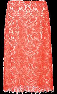 Skirt, $2,490, from Carolina Herrera.